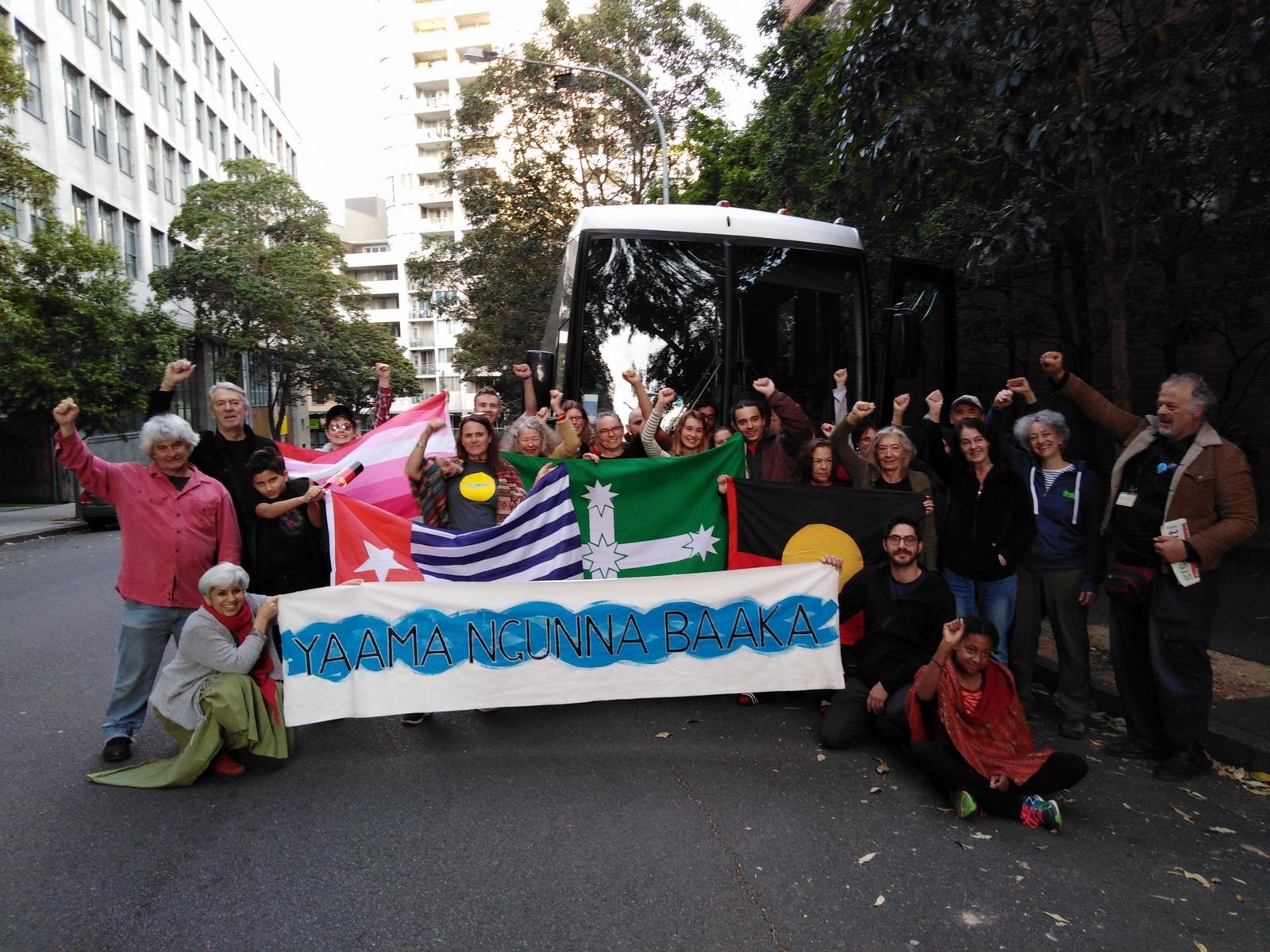 Water For Rivers Yaama Ngunna Baaka Corroborree Festival