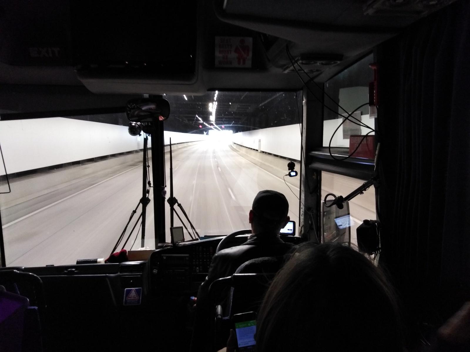 Westconnex tunnel