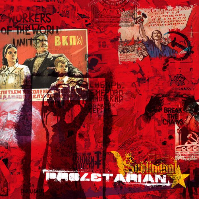 SUBLIMINAL P.N - PROLETARIAN album artwork