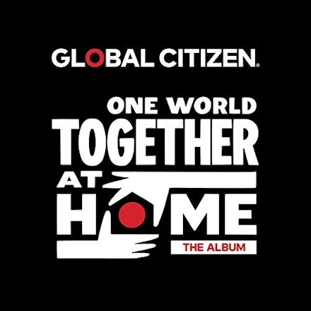 VARIOUS ARTISTS - ONE WORLD TOGETHER AT HOME album artwork