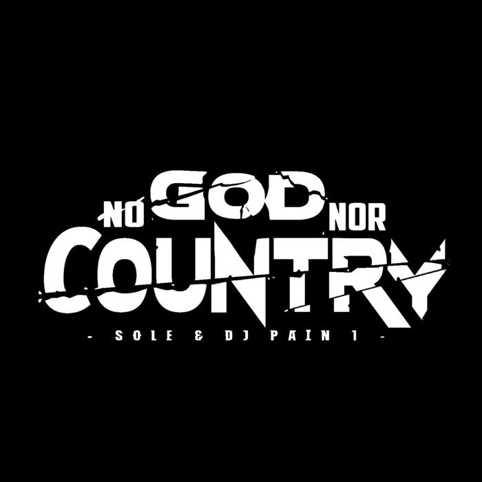 sole no god nor country album artwork