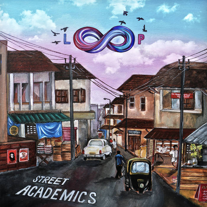 STREET ACADEMICS - LOOP album artwork