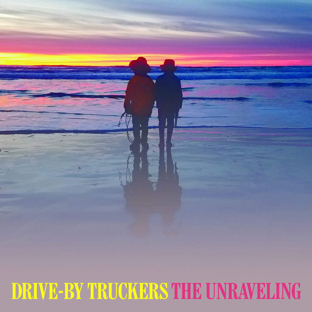 DRIVE-BY TRUCKERS - THE UNRAVELING album artwork