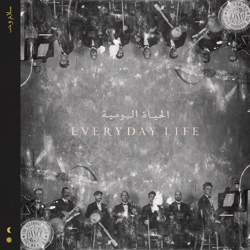 coldplay everyday life album artwork