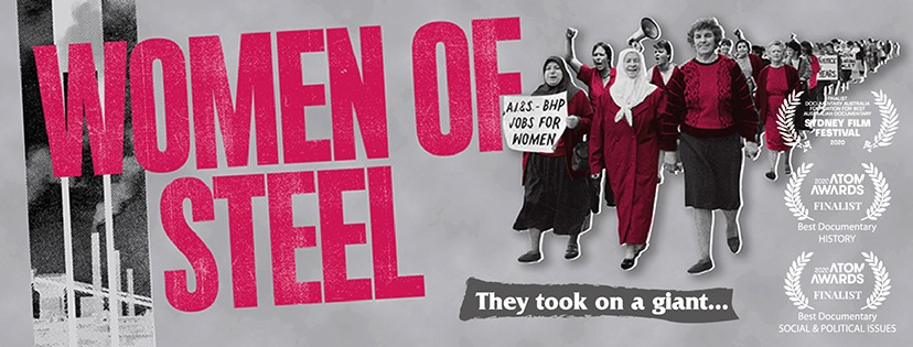 Women of Steel: Check out upcoming screenings near you