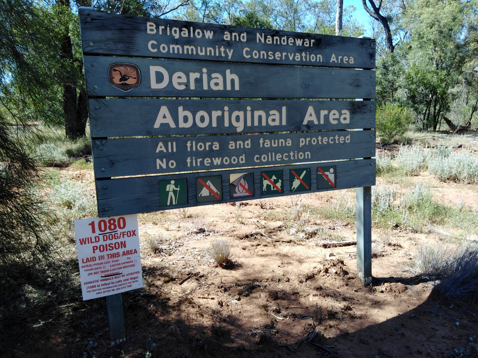 Deriah Aboriginal Area