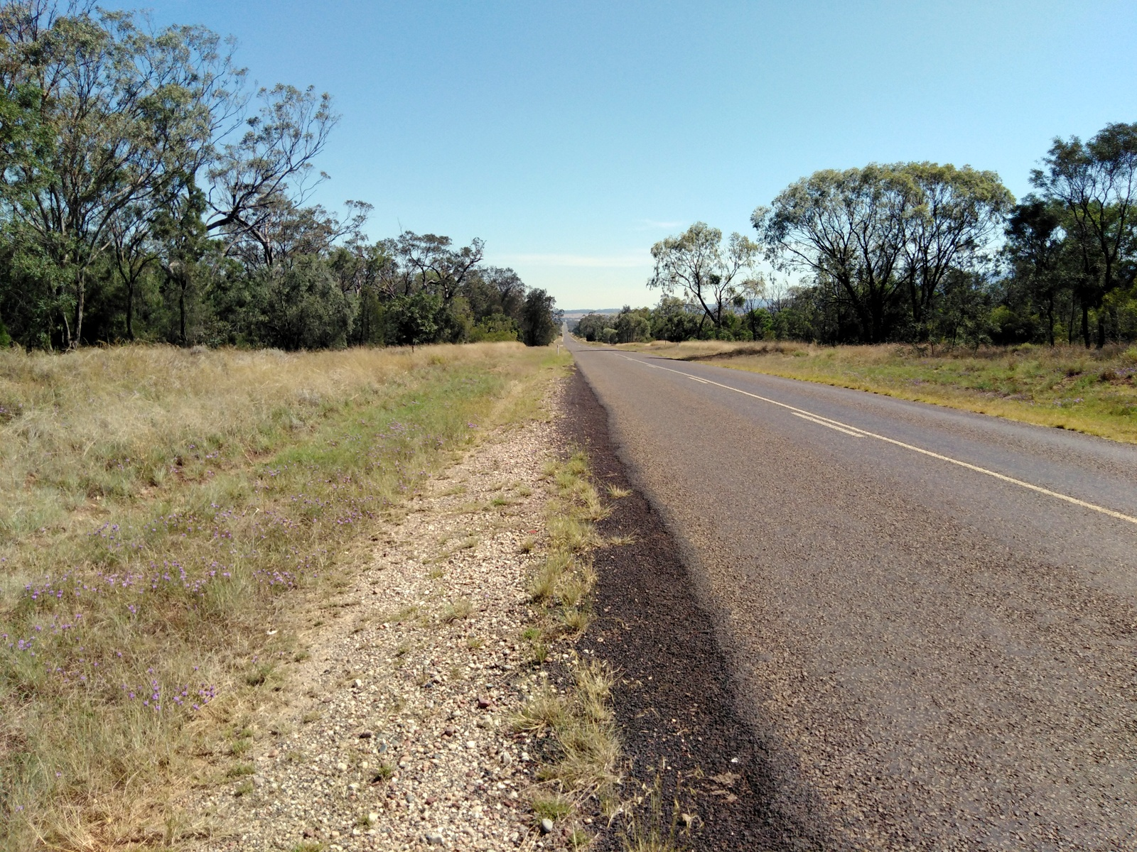 Narrabri to Sawn Rocks