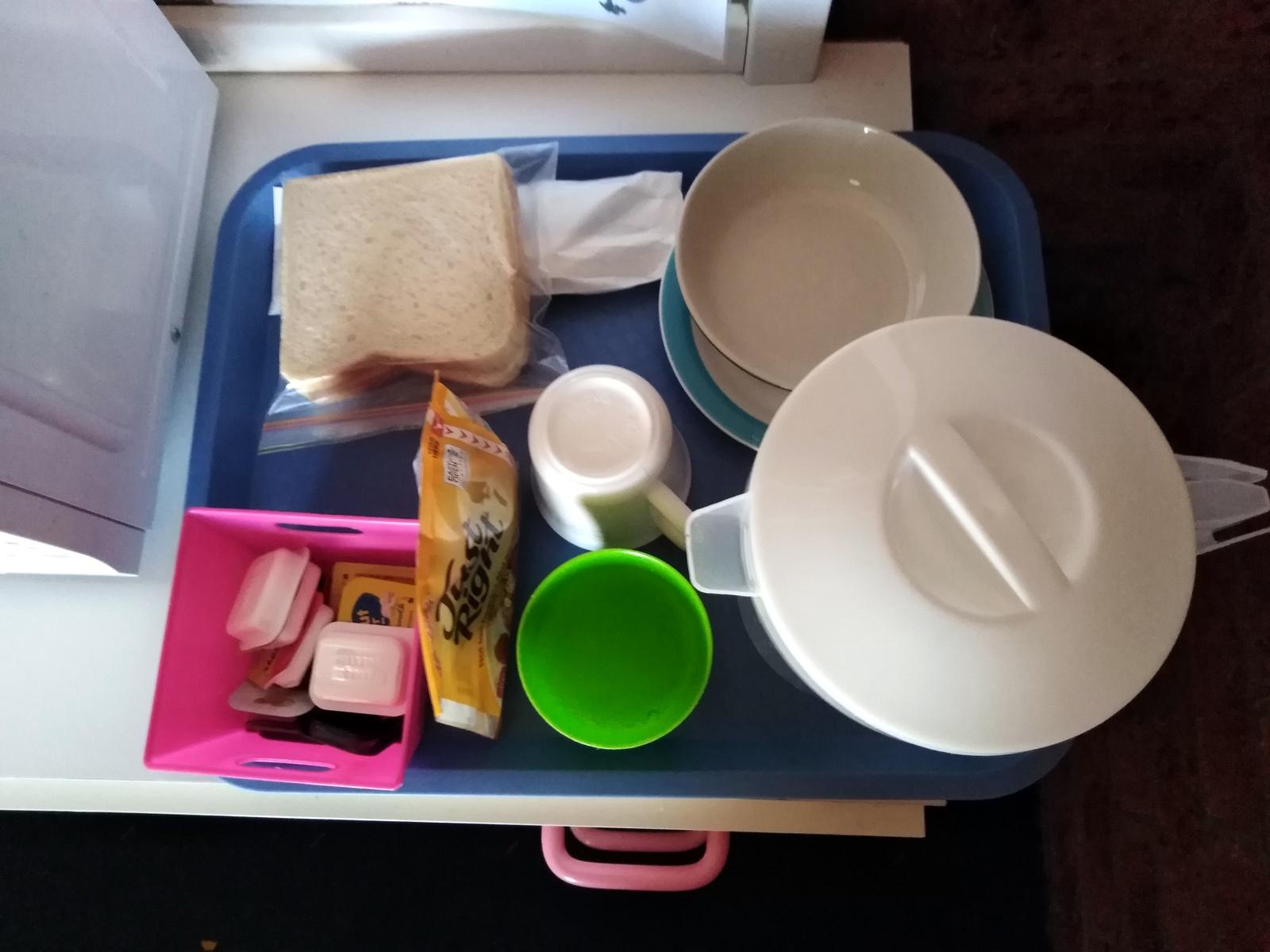 Pilliga hotel breakfast
