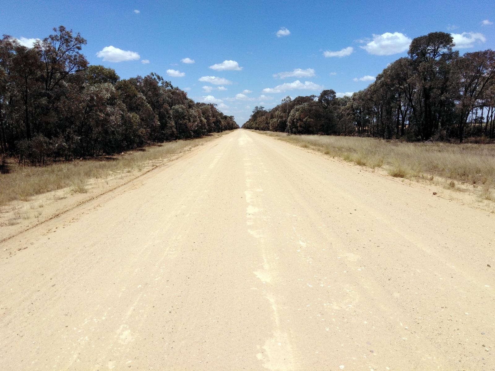 Womera Ck Road, NSW