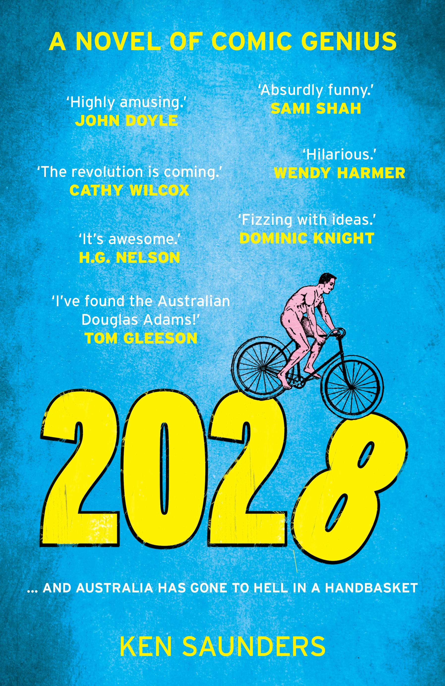 '2028' offers quite tame satire, despite rave reviews