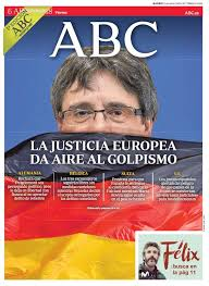 ABC on Puigdemont release