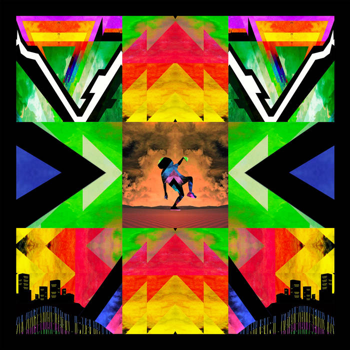 AFRICA EXPRESS - EGOLI album artwork