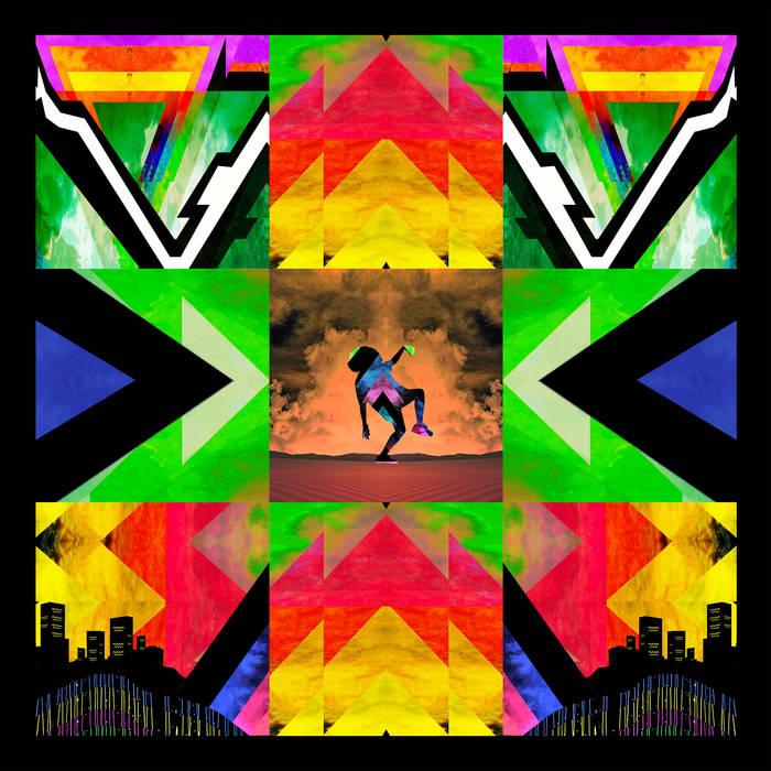 AFRICA EXPRESS - EGOLI album artwork
