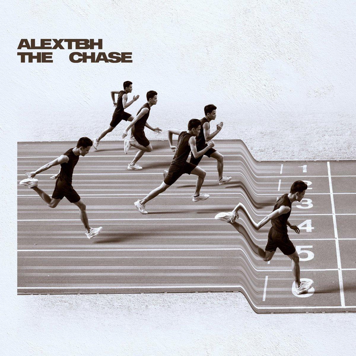 ALEXTBH - THE CHASE album artwork