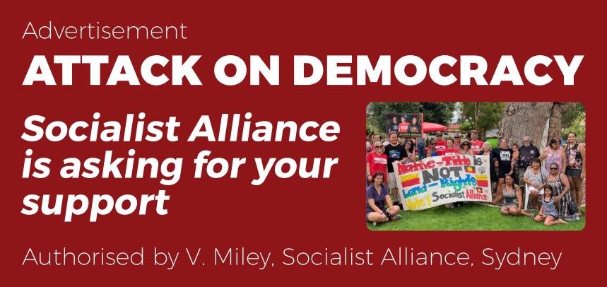 Attack on democracy