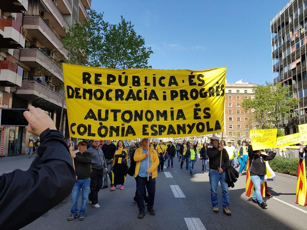 April 15 Barcelona demo: Banner