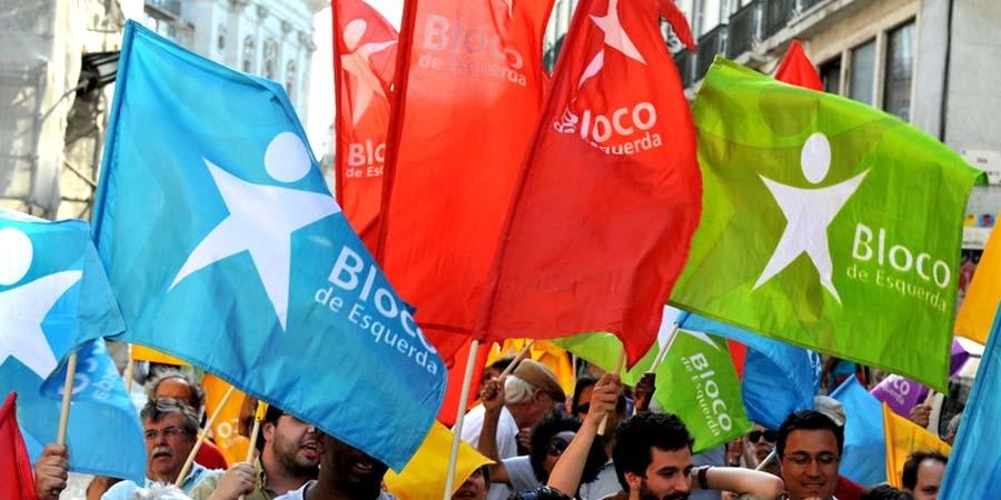 Demonstration of Left Bloc