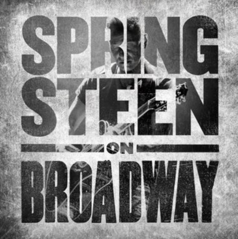 BRUCE SPRINGSTEEN - SPRINGSTEEN ON BROADWAY hi-res album artwork