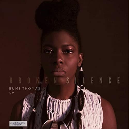 BUMI THOMAS - BROKEN SILENCE album artwork