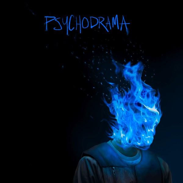 DAVE - PSYCHODRAMA album artwork