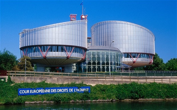 European Court of Human Right building, Strasbourg