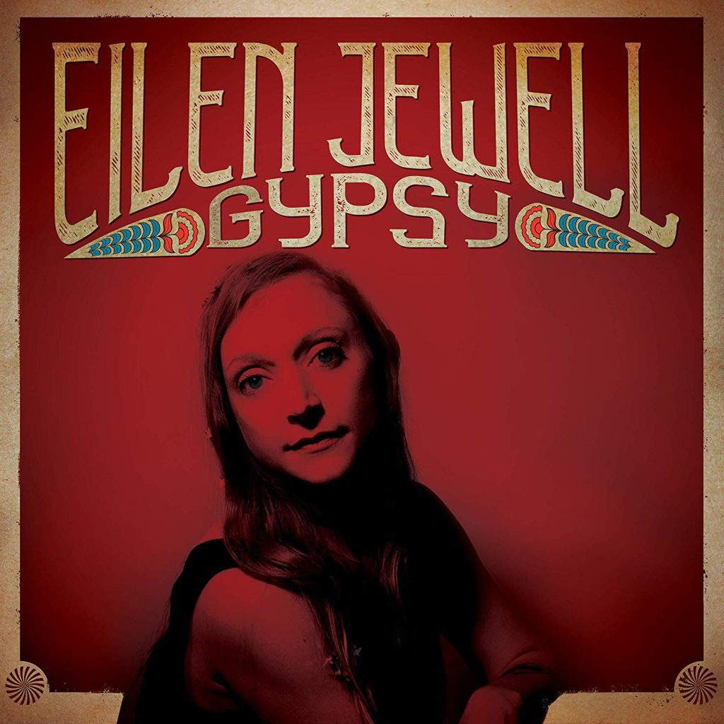 EILEN JEWELL - GYPSY album artwork