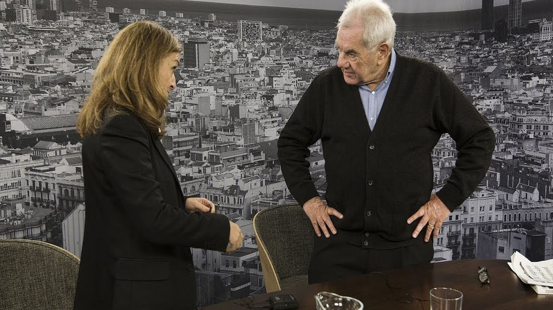 Ara editor Esther Vera interviews Ernest Maragall
