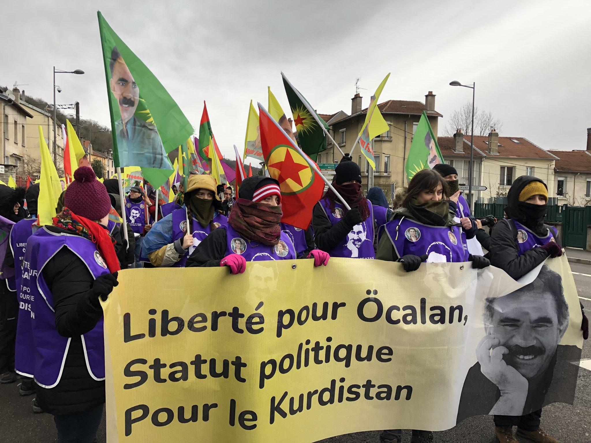 Belgian court rules PKK not terrorist