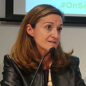 Ara editor Esther Vera