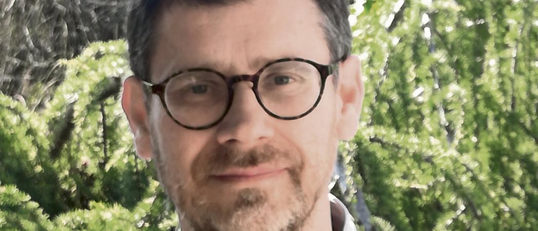 Epidemiologist Jean-Stéphane Dhersin (Credit: L'Humanité)