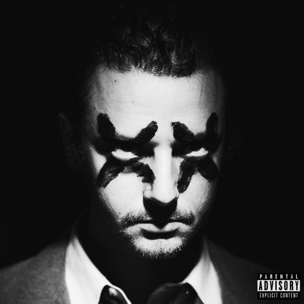 GRANDSON - DEATH OF AN OPTIMIST album artwork