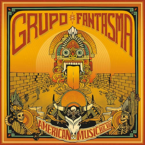 GRUPO FANTASMA - AMERICAN MUSIC VOLUME 7 album artwork