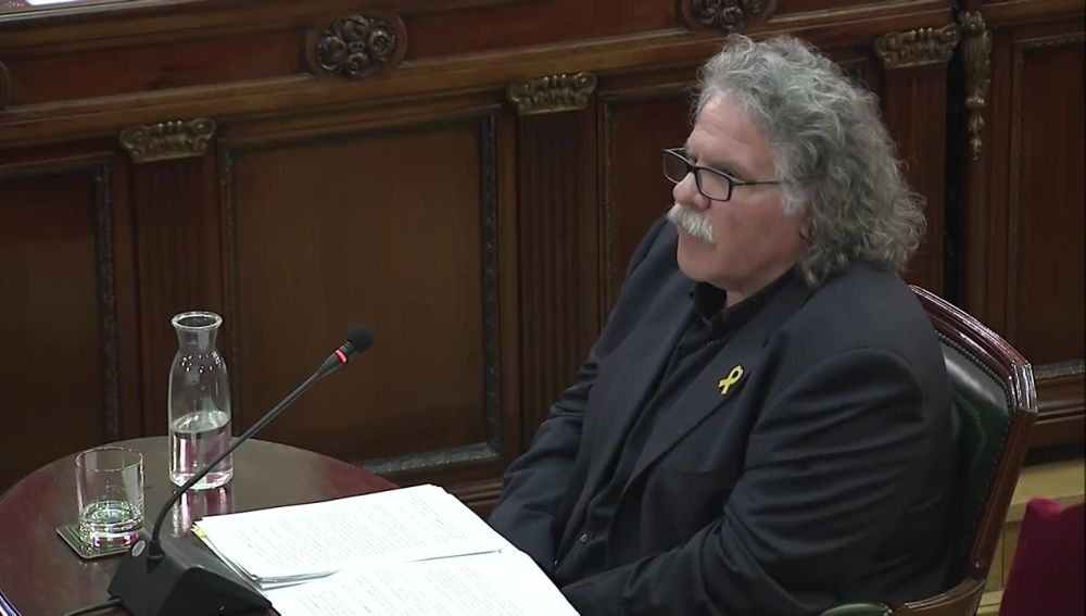 Joan Tardà, Republican Left of Catalonia (ERC) MP in the Spanish Congress: 'This trial has been inspired by the revenge of a state that feels humiliated by October 1'