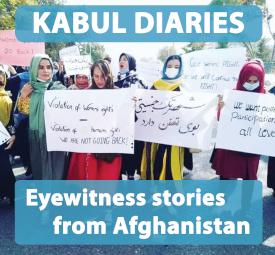 Kabul Diaries