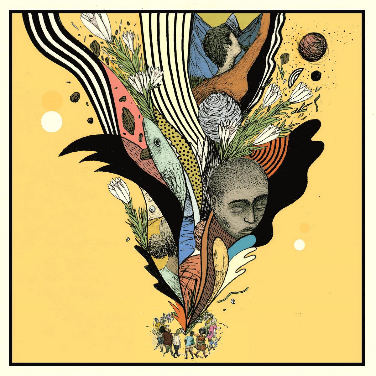 KELEKETLA! - KELEKETLA! album artwork