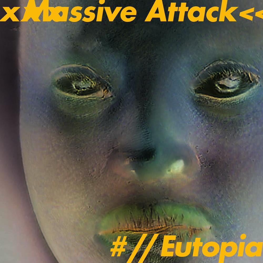 MASSIVE ATTACK - EUTOPIA album artwork