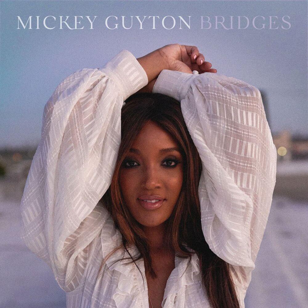 MICKEY GUYTON - BRIDGES album artwork