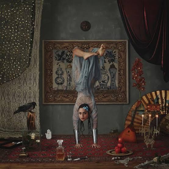 NADIA TEHRAN - DOZAKH album artwork