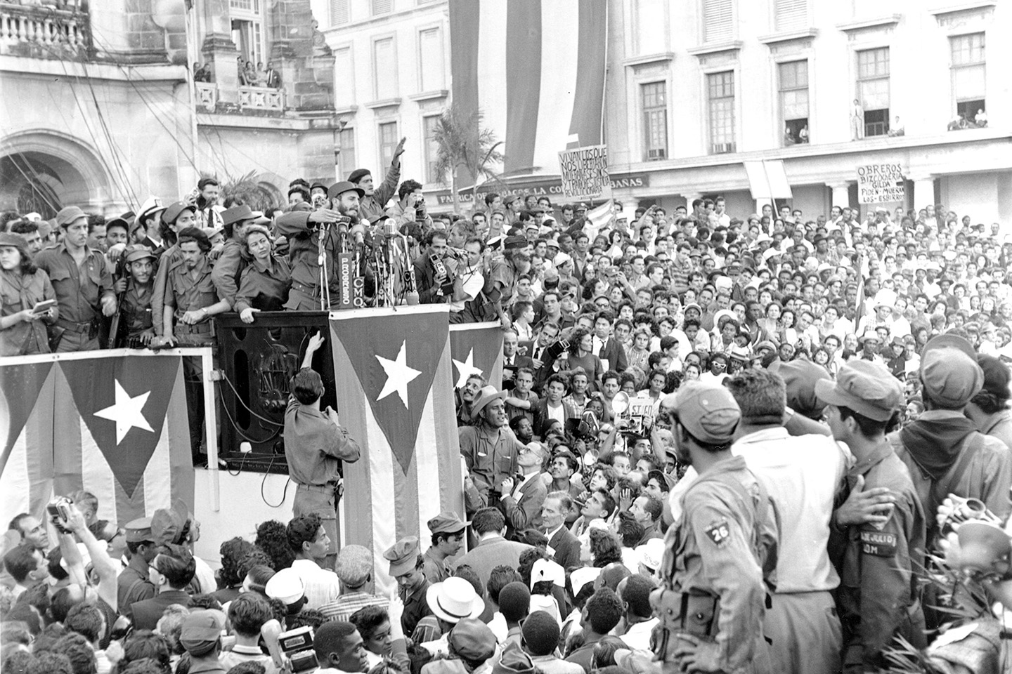 an analysis of peasantry in the cuban revolution Fidel castro and the cuban revolution  the movement reached out to the local peasantry promis-ing land reform, education, and democracy literacy classes were .