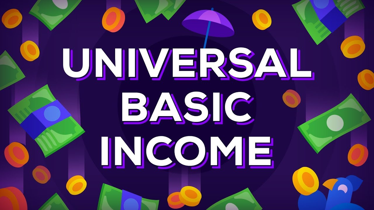 April Calendar Background : Universal basic income is definitely not a 'leftie pinko