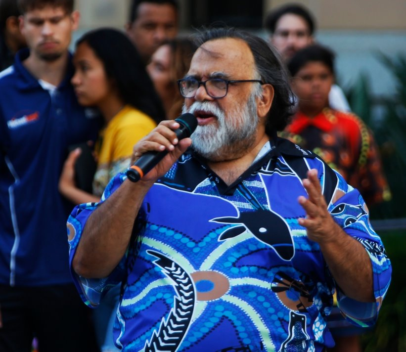 Sam Watson 1952-2019: A giant of the Aboriginal rights struggle