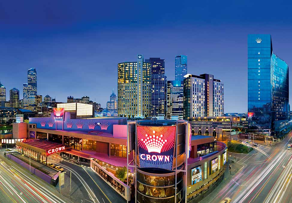 Etu Promises Mother Of All Battles At Crown Casino Green