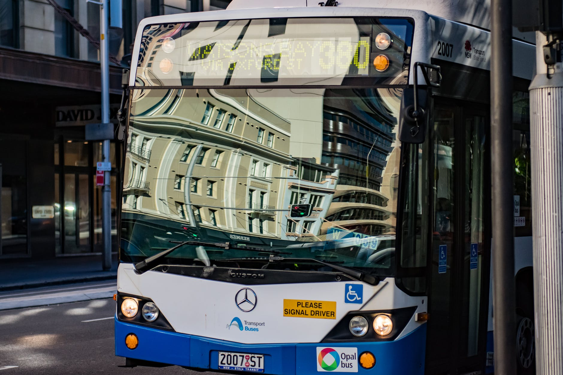 NSW set to privatise Sydney's remaining bus services