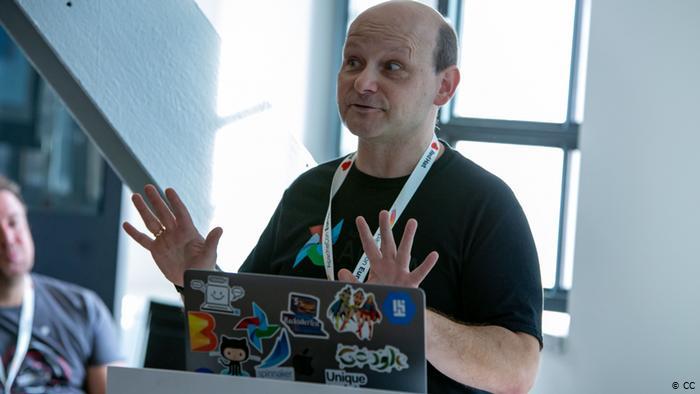Software engineer Jaroslaw Potiuk left Polish contact-tracing program and now criticises it (Credit: CC)