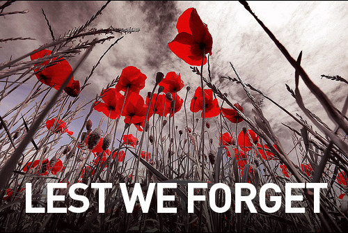 lest we forget - photo #15