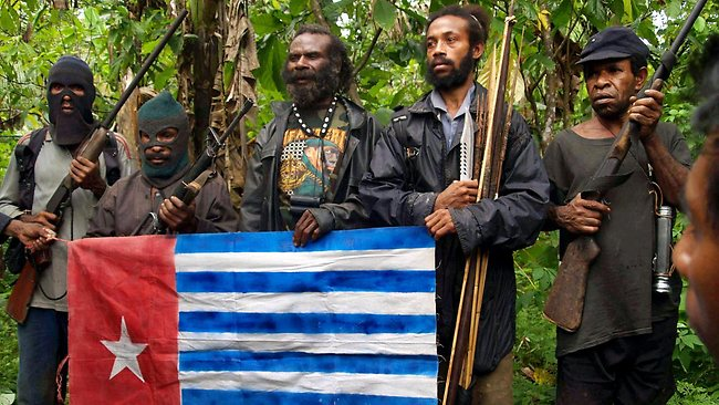 west papua  indonesia uses soldier deaths to escalate