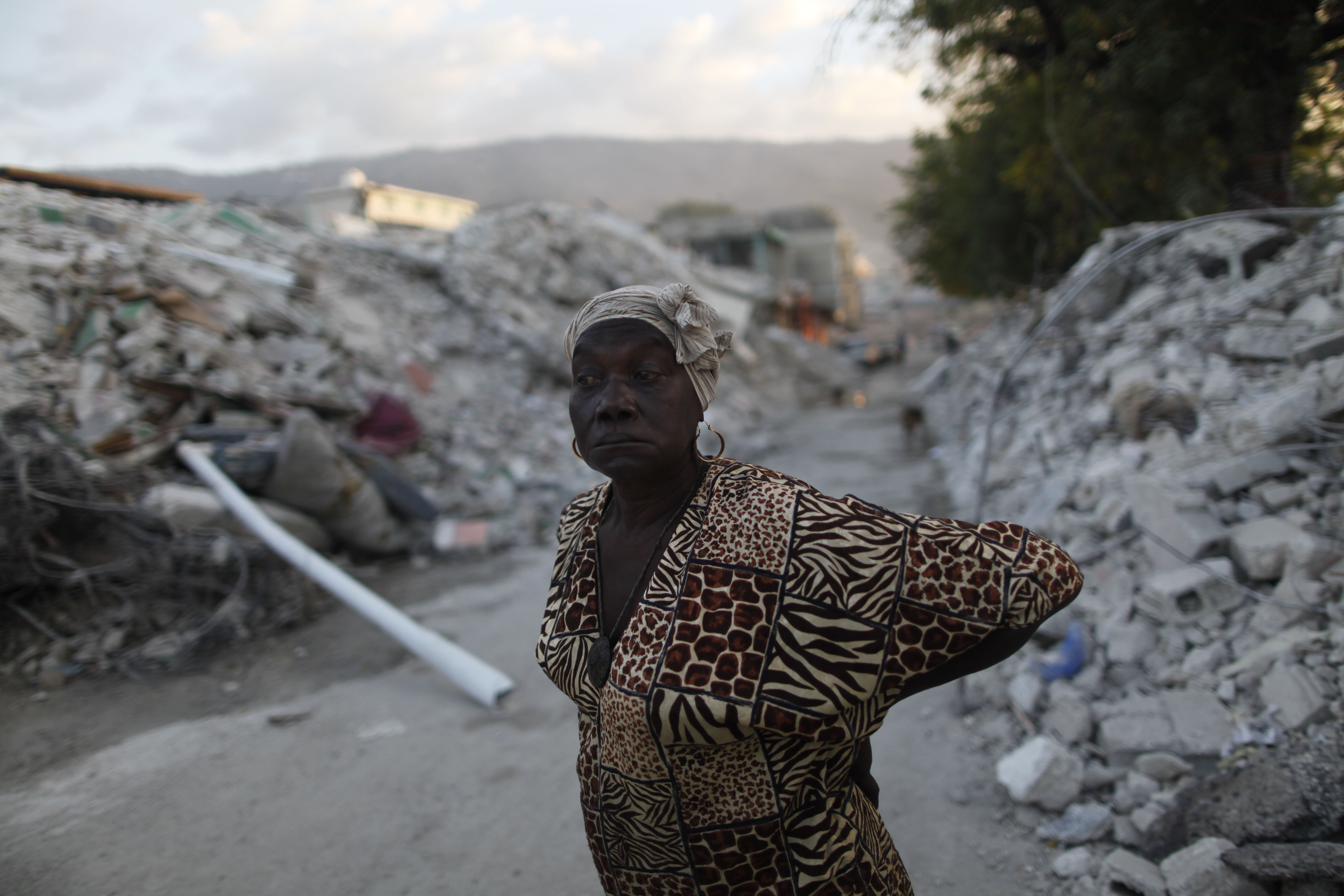 Haiti Wikileaks Reveals Contractor Gold Rush After