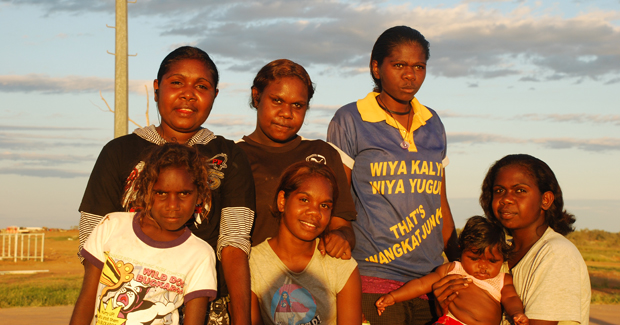 rights and freedoms of aboriginal people
