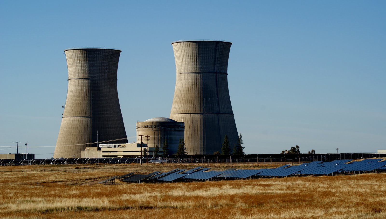 an analysis of nuclear power plants