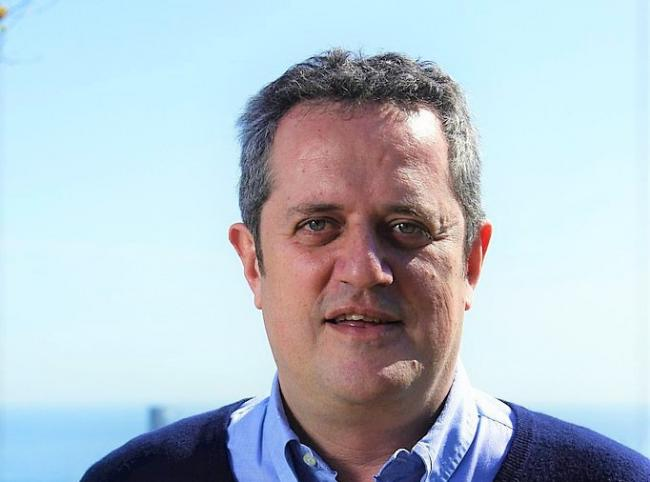 Deposed Catalan interior minister Joaquim Forn